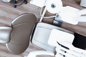 dentist chair for patient