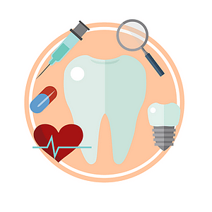Teeth health graphic